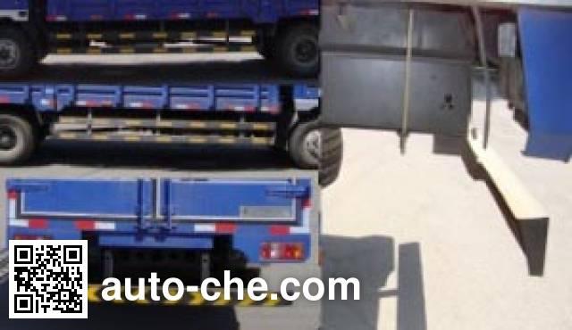 Jinbei SY5104CCYDARQ-RE грузовик с решетчатым тент-каркасом