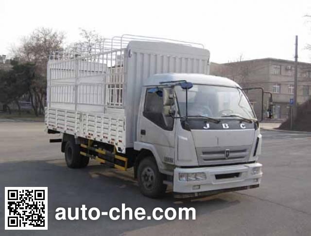 Jinbei SY5104CCYDCQ-RA грузовик с решетчатым тент-каркасом