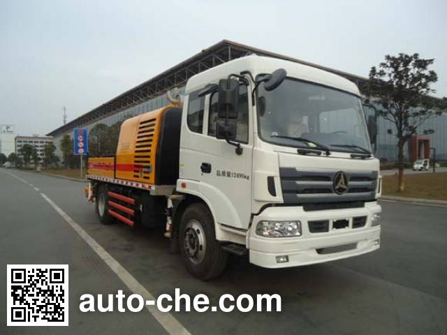 Sany SY5123THB truck mounted concrete pump