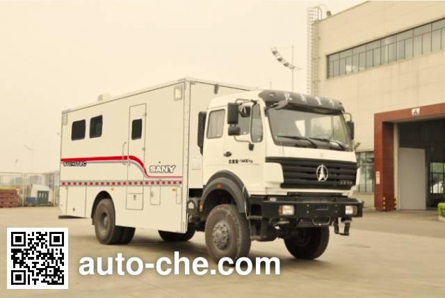 Sany SY5140TBC control and monitoring vehicle