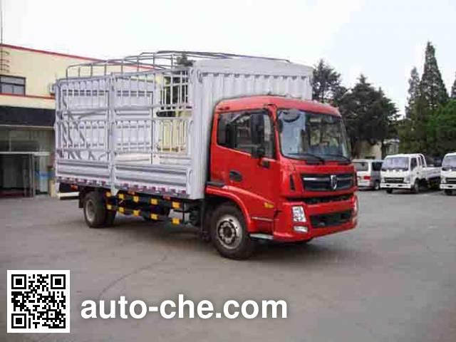 Jinbei SY5164CCYBGQ-S4 stake truck