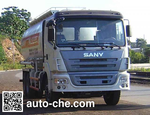三一牌SY5250GGH1干混砂浆运输车