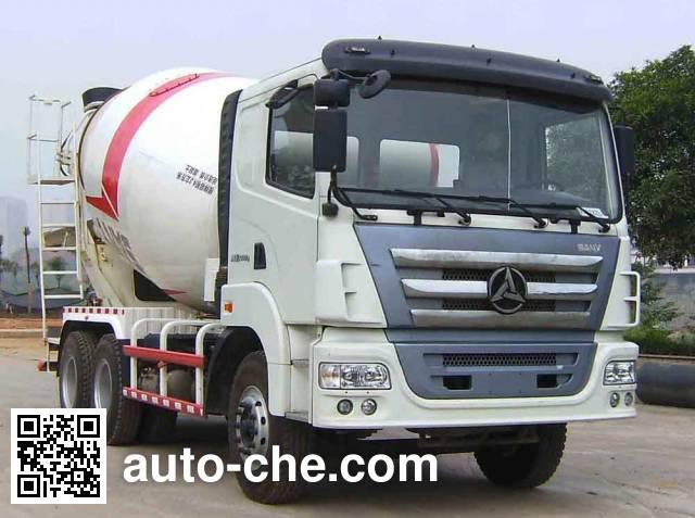 Sany SY5255GJB1D concrete mixer truck