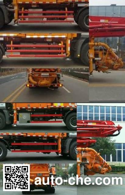 Sany SY5282THB concrete pump truck