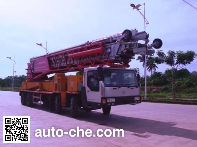Sany SY5300TSD32 telescopic belt conveyor truck