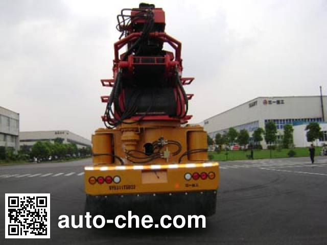 Sany SY5301TSD32 telescopic belt conveyor truck