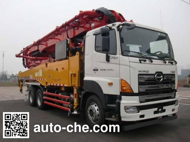 Sany SY5336THB concrete pump truck