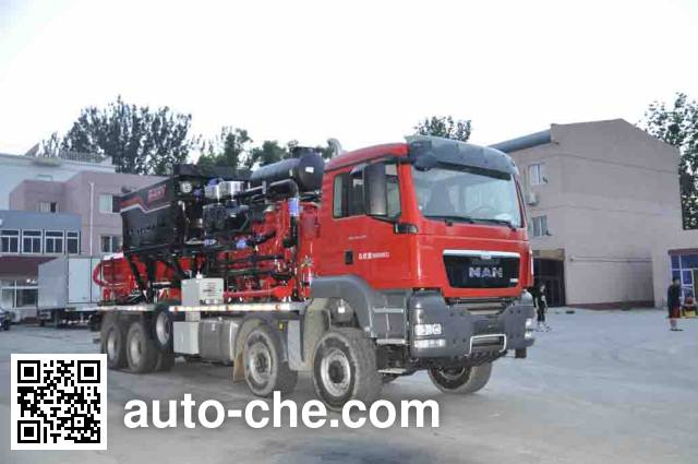 Sany SY5370TYL fracturing truck