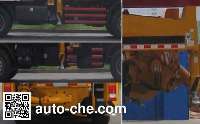 Sany SY5631THB concrete pump truck