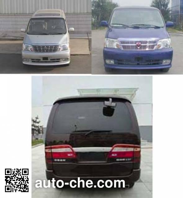 Jinbei SY6481MSBG MPV
