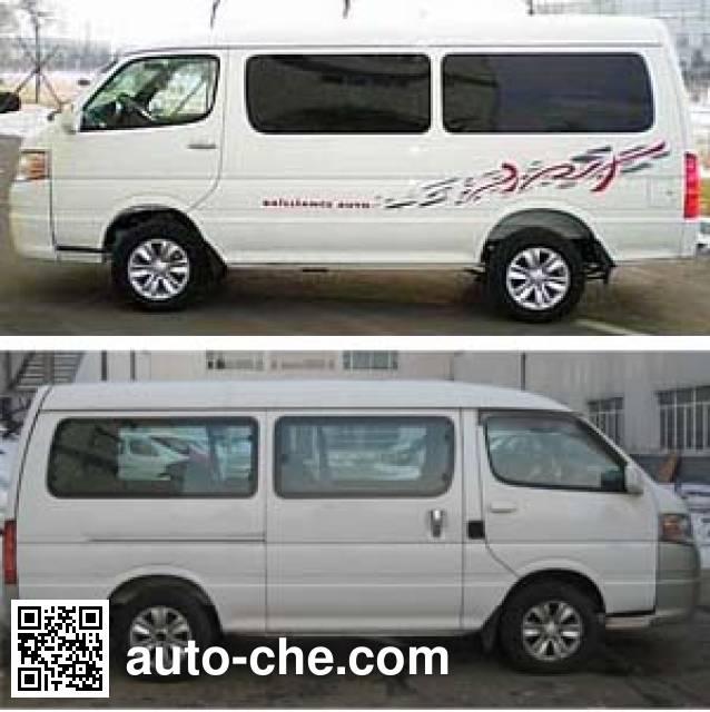 Jinbei SY6504X5S3BH MPV
