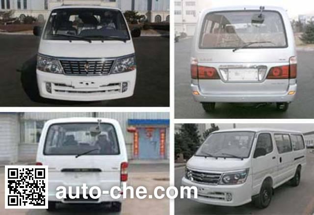 Jinbei SY6513G4S1BH MPV