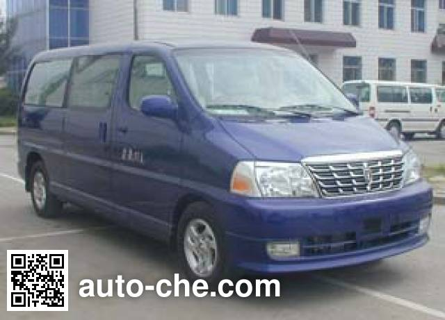 Jinbei SY6521D8S3BG MPV