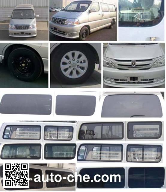 Jinbei SY6521M1S1BG MPV