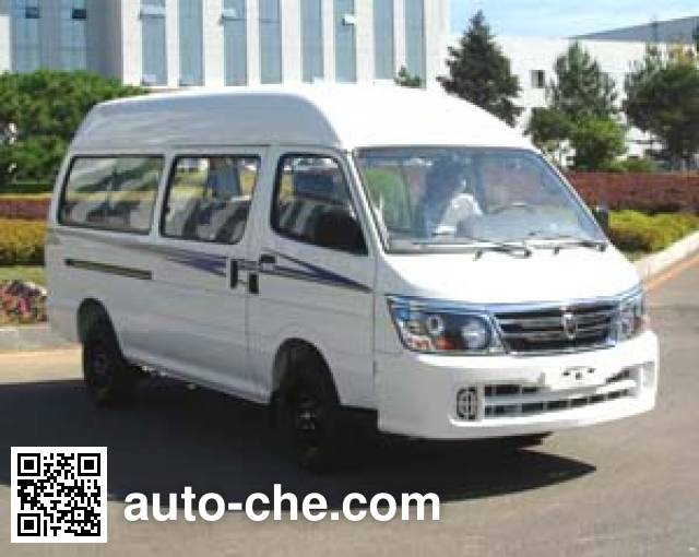 Jinbei SY6543G4S3BH MPV