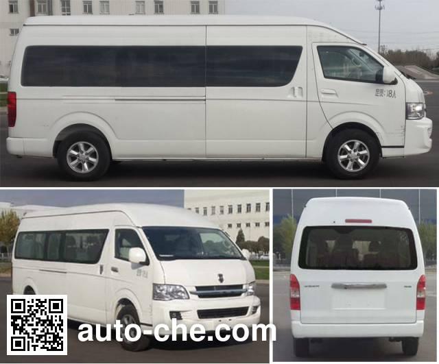 Jinbei SY6606E6S7BH MPV