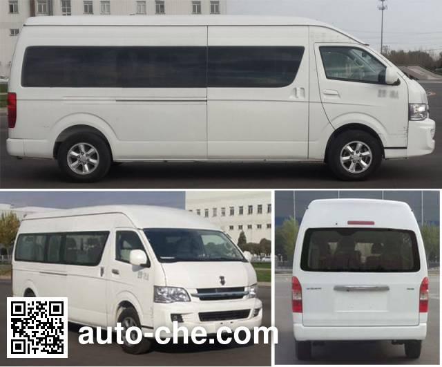 Jinbei SY6606G3S7BHY MPV