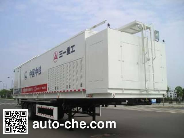 Sany SY9300TSJ500 asphalt cement mortar trailer