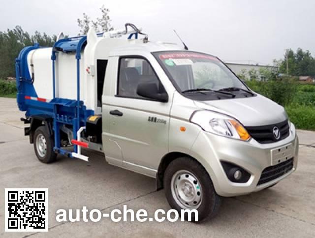 Yinbao SYB5030ZZZSE5 self-loading garbage truck
