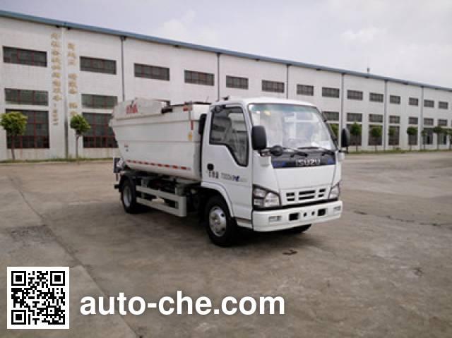 Yinbao SYB5070ZYSE5 garbage compactor truck