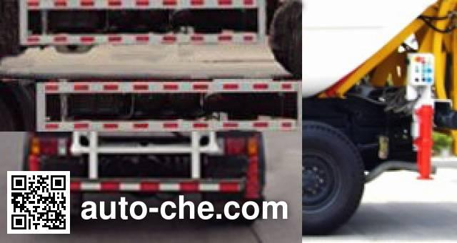 Yinbao SYB5060ZZZME4 self-loading garbage truck