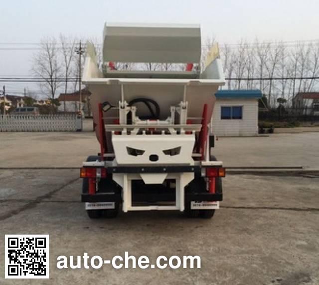Yinbao SYB5071ZZZME4 self-loading garbage truck