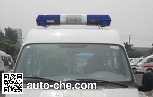 Jiuzhou SYC5048XJH5 ambulance
