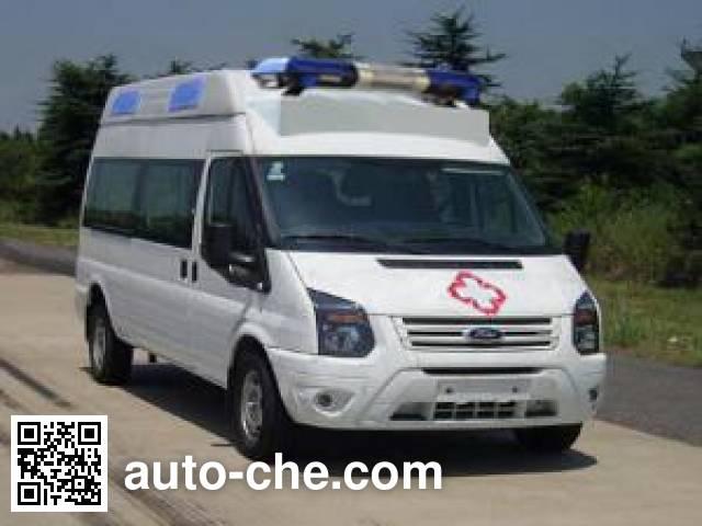 Jiuzhou SYC5030XJH5 ambulance