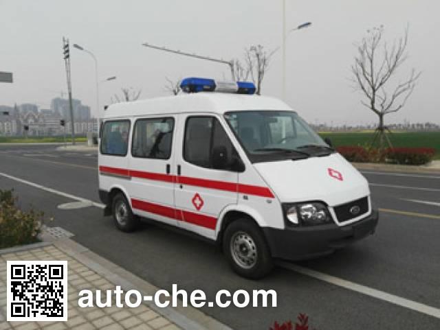 Jiuzhou SYC5036XJH5 ambulance