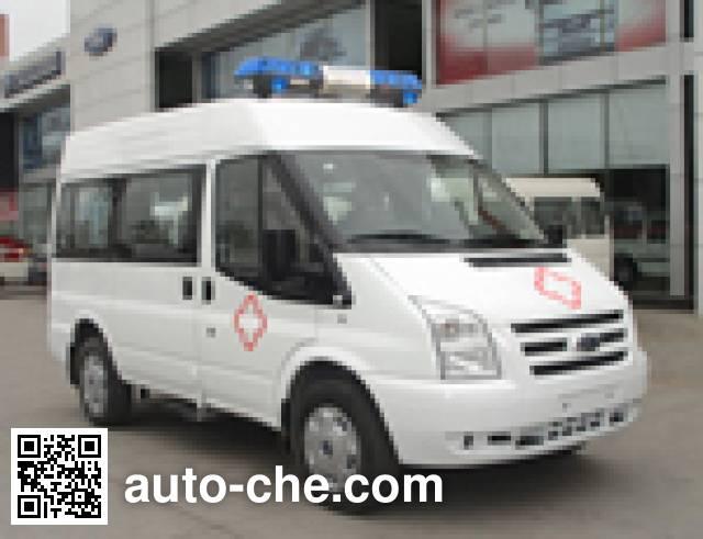 九州牌SYC5047XJH5救护车