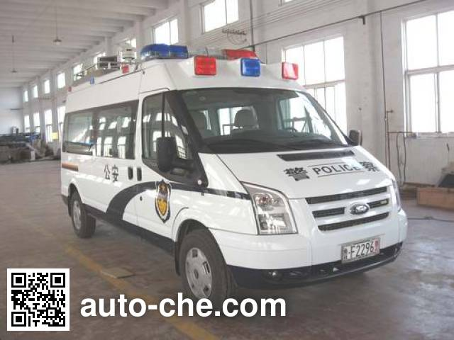 Jiuzhou SYC5048XJC inspection vehicle