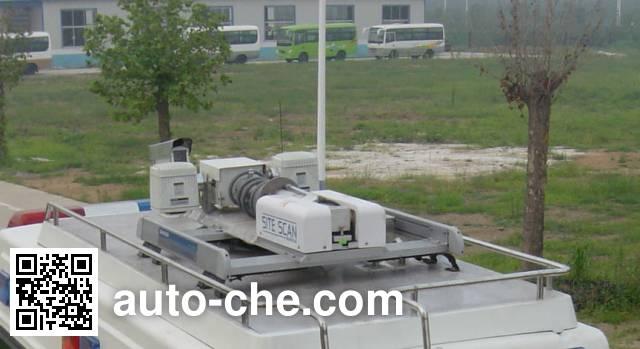Jiuzhou SYC5048XJC inspection vehicle