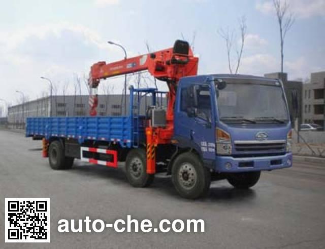 Shencheng SYG5252JSQ4 truck mounted loader crane