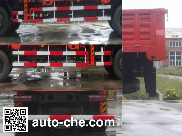 Shencheng SYG5258JSQ truck mounted loader crane