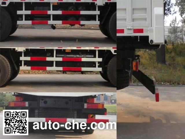 Shencheng SYG5310JSQ truck mounted loader crane