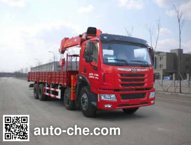 Shencheng SYG5310JSQ4 truck mounted loader crane