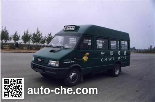 鲁威牌SYJ5040XYZB邮政车