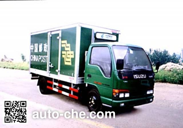 鲁威牌SYJ5051XYZ邮政车