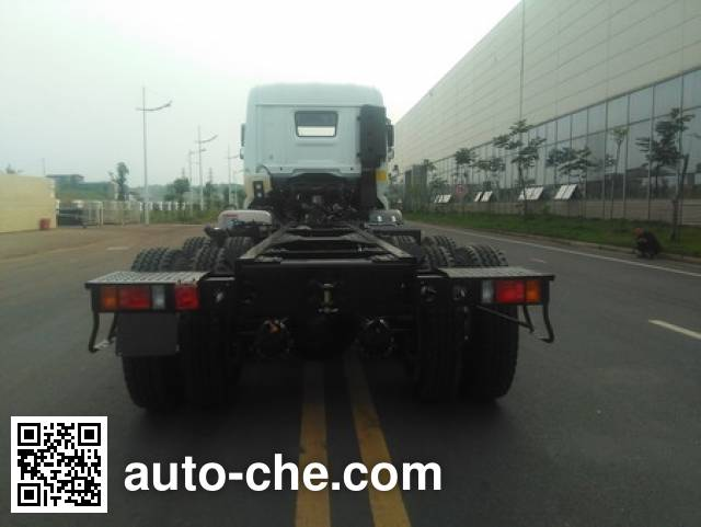 Sany SYM1312T1E truck chassis