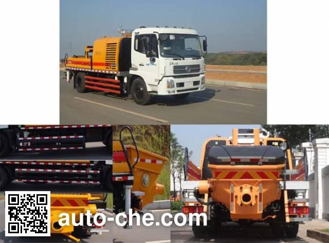 Sany SYM5125THB truck mounted concrete pump
