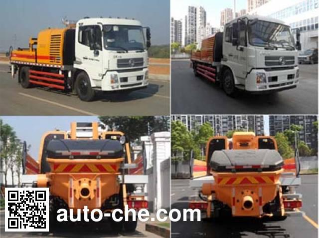 Sany SYM5128THB truck mounted concrete pump