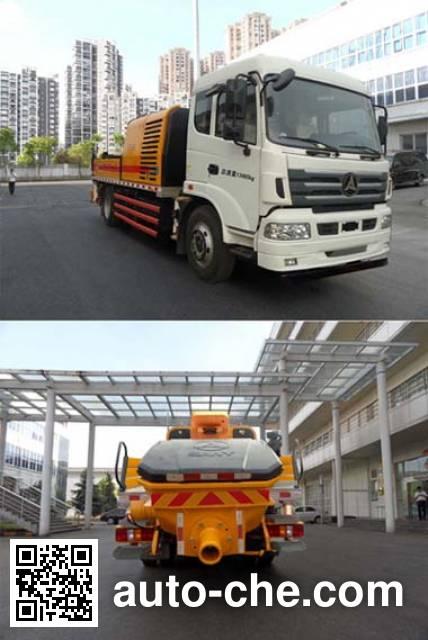 Sany SYM5133THB truck mounted concrete pump