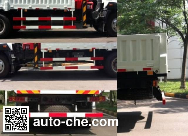 Sany SYM5160JSQZQ truck mounted loader crane