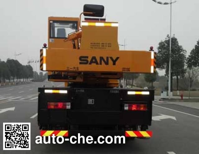 Sany SYM5162JQZ(STC120C) truck crane