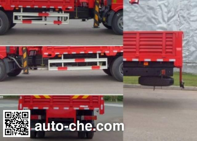 Sany SYM5163JSQJF truck mounted loader crane