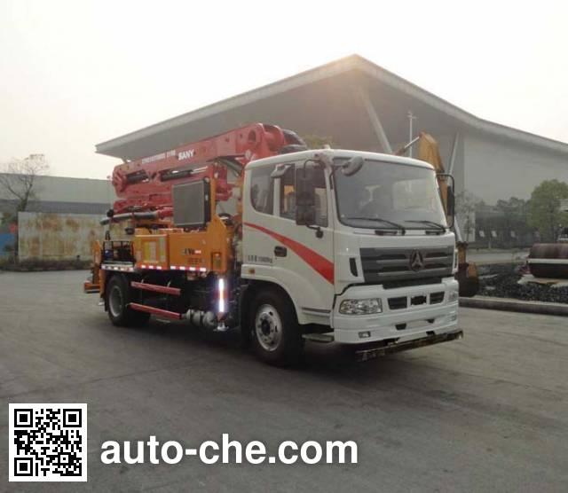 三一牌SYM5163THBDS混凝土泵车