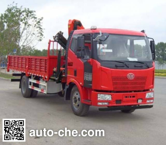 Sany SYM5165JSQJF truck mounted loader crane