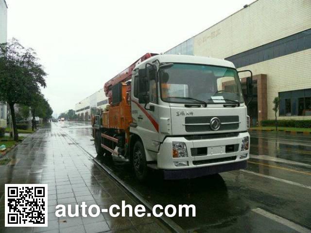三一牌SYM5165THBDD混凝土泵车