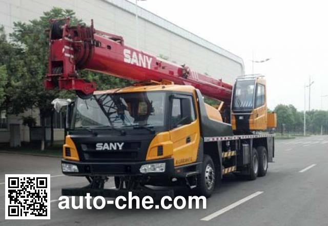 Sany SYM5244JQZ (STC160) truck crane
