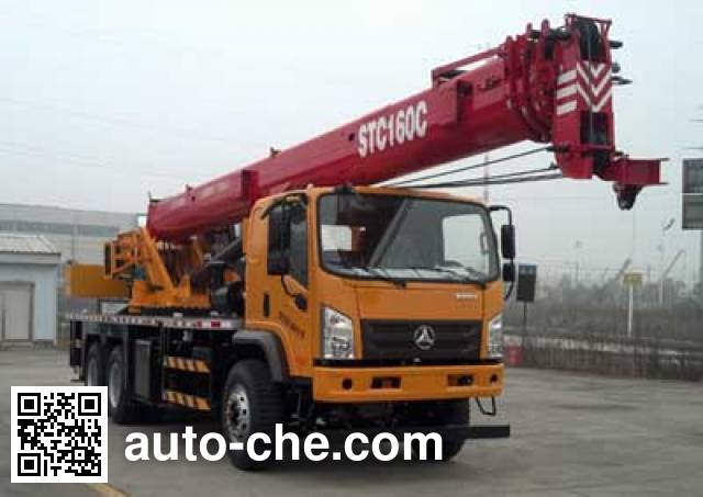 Sany SYM5245JQZ(STC160C) truck crane